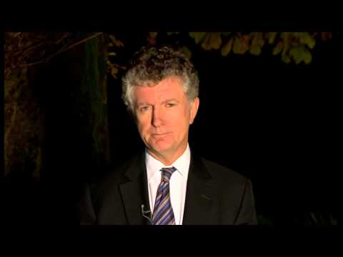 Jonathan Powell on negotiating with Ian Paisley- Newsnight