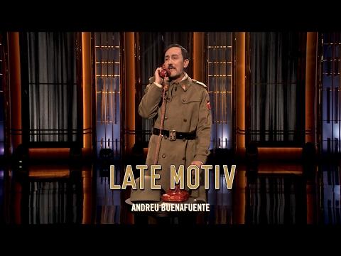 LATE MOTIV - David Fernández. Mucho de Gila, poco de Hitler: Giler | #LateMotiv187
