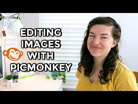 Editing Images With Picmonkey