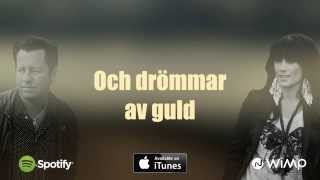 Jill Johnson, Mauro Scocco - Längre neråt vägen (lyric-video)