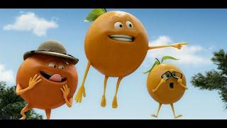 Nuevo anuncio de TriNa: Tres naranjas y un destino.