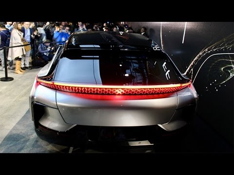 WATCH THIS!! 2017 Faraday Future FF91 could be very, very expensive
