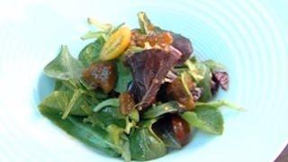 Pear Chutney Salad Dressing