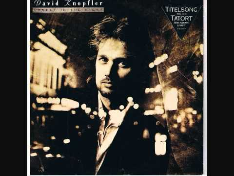 David Knopfler - Lonely is in the night