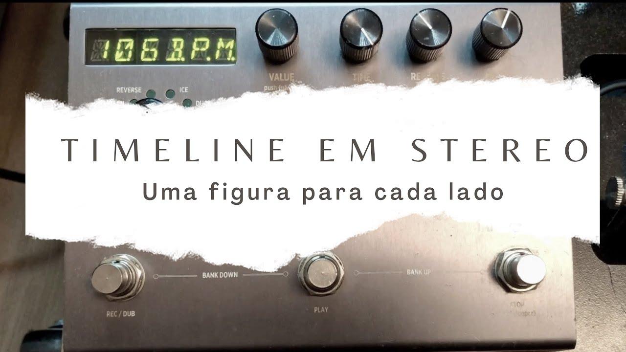 Timeline em Stereo // Uma Figura Para Cada Lado // Leonardo Santos