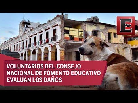 CNTE rechaza que niegue el acceso a escuelas dañadas por sismo