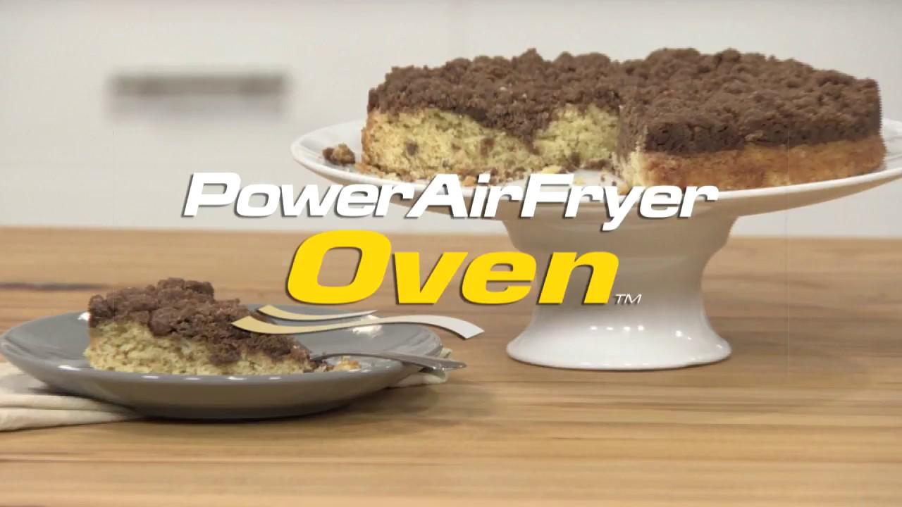 Power Airfryer Cake Recipe