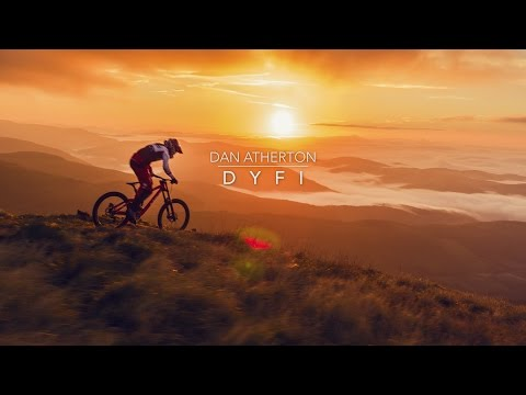 Dan Atherton Shreds Latest Mountain Bike Creation in Dyfi