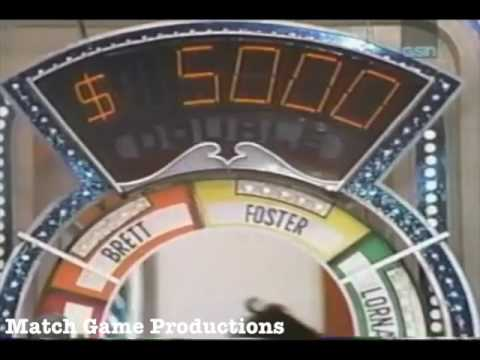 Match Game 79 Episode 1425 Foster Brooks Frisks Betty White