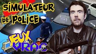 JEU EN VRAC - SIMULATEUR DE POLICE