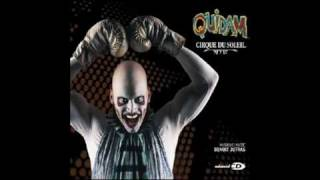 QUIDAM - Incatation / Soundtrack by Cirque du Soleil