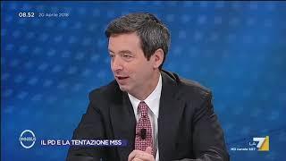 Orlando (PD): 'Renzi dice Congresso entro Natale? E' ottimista'