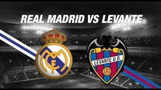 Реал Мадрид - Леванте Чемпионат Испании прямая трансляция