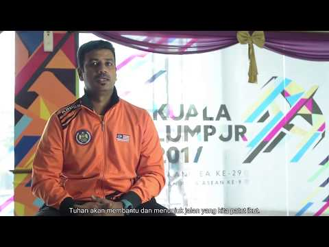 Malaysian Indian Blueprint - Mr Kumar Subramaniam, Best Goalkeeper - World Hockey League 2017