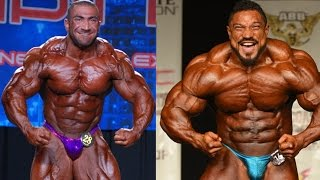 Roelly Winklaar & Ahmad Ashkanani | Live With | Road to the 2016 Olympia