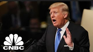 LIVE: President Donald Trump Delivers Remarks At Prison Reform Summit - May 18, 2018 | CNBC