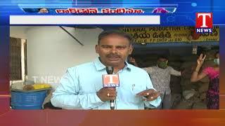 కరోనా అలర్ట్   లాక్డౌన్ నిబంధనలు పాటిస్తున్న ప్రజలు    హైదరాబాద్  Tnews Telugu