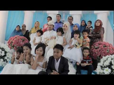 Majlis Perkahwinan Ieda dan Syafiq