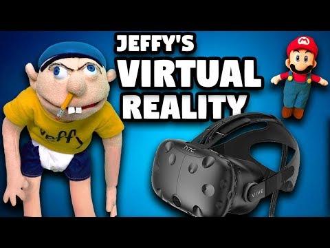 SML Parody: Jeffy's Virtual Reality!