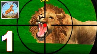 Deadly Animal Hunting Game Sniper 3D (by NX Square) Gameplay Walkthrough - Part 1 (Android) screenshot 4