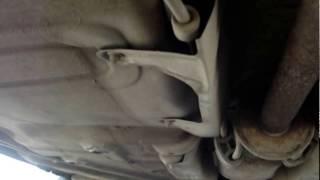 Как подтянуть ручник Opel astra f