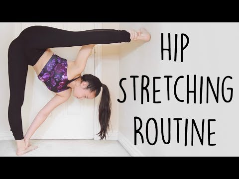 How to get flexible hips