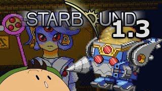 Cambios y adiciones en la actualización 1.3 de Starbound