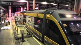 брендирование вагона метро г. Порто(, 2014-10-19T18:38:47.000Z)