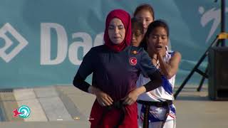 Day 4 Match Highlights of Rhodes 2018 World Taekwondo Beach Championships