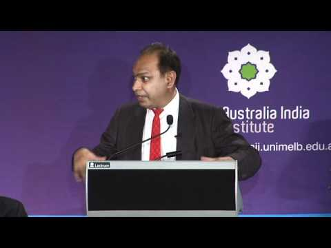 Australia India Institute Conference - Session 4 India and the International Regimes