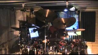 Yö - Syyt Syntyjen (Improvised Drum Cover)
