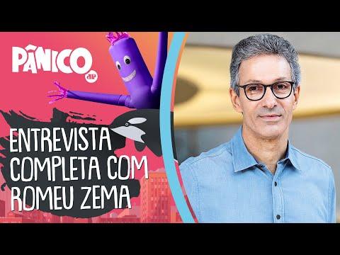 Exclusivo: Assista à entrevista de Romeu Zema na íntegra