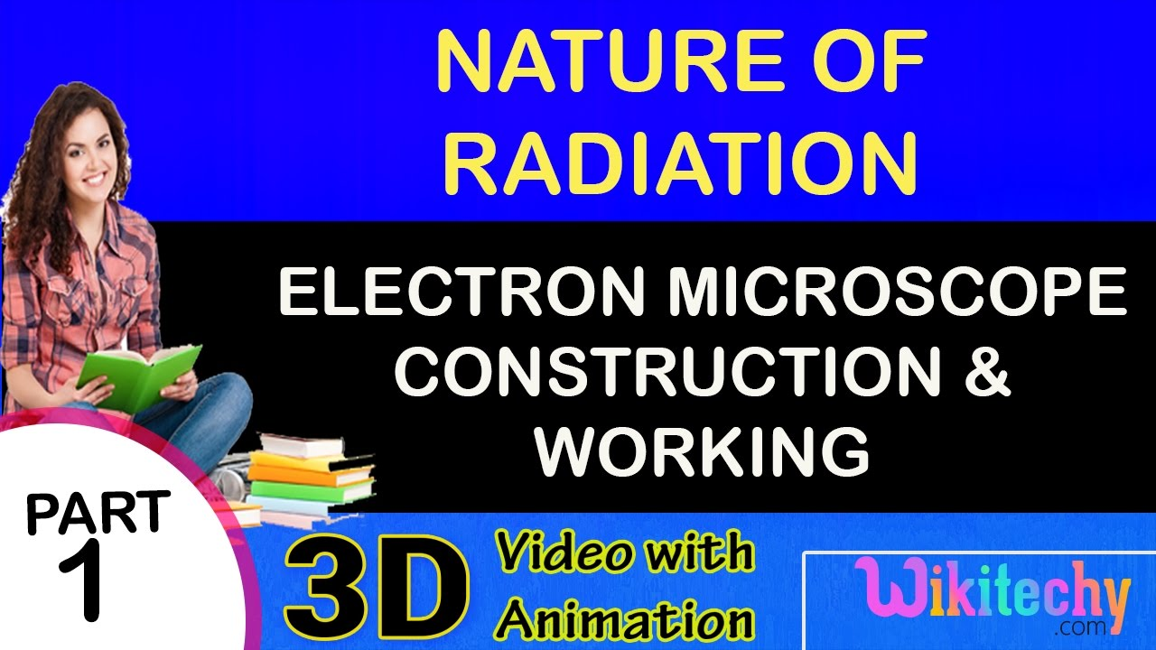 construction of electron microscope