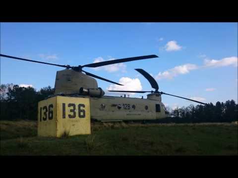 CH-47F Army Flight School Class 15-012