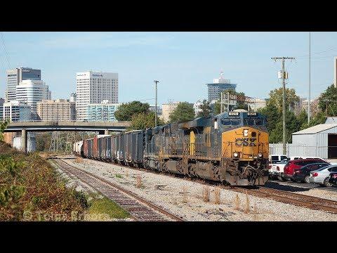 Railfan Hot Spots: Trains At Richmond, VA And Ashland, VA