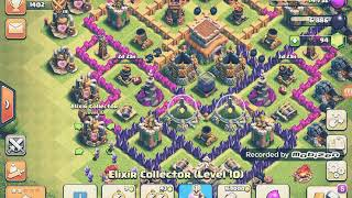 you wont believe a gtrangest glitch in clash of clans