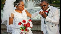 BEAUTIFUL CONGOLESE WEDDING 1 OF 4 AFRICAN PATRICK & RACHEL. PORTLAND OREGON USA