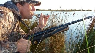 Gambar cover chasse .hunting waterfowl . tuning duck call single reed and double reed 2012