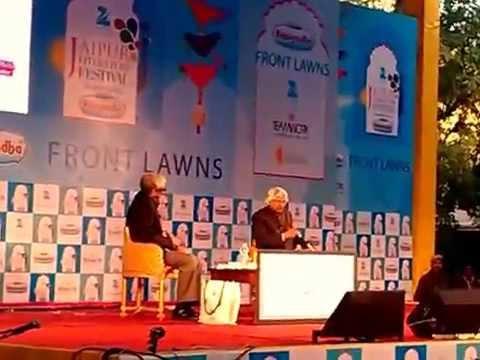 Dr APJ Abdul Kalam visit to Jaipur Literature Festival (JLF) 2015