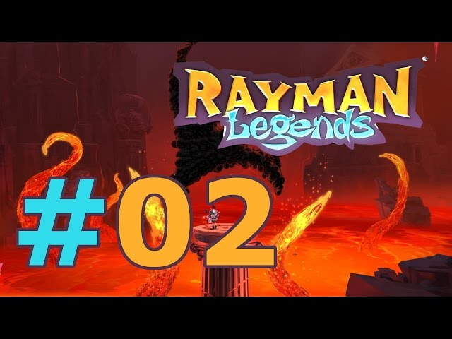 Rayman Legends - Melhores fases