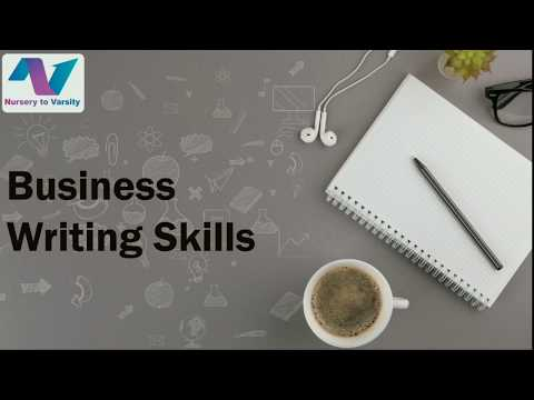 writing-a-document|-business-writing-skills|-key-points|-free-online-course