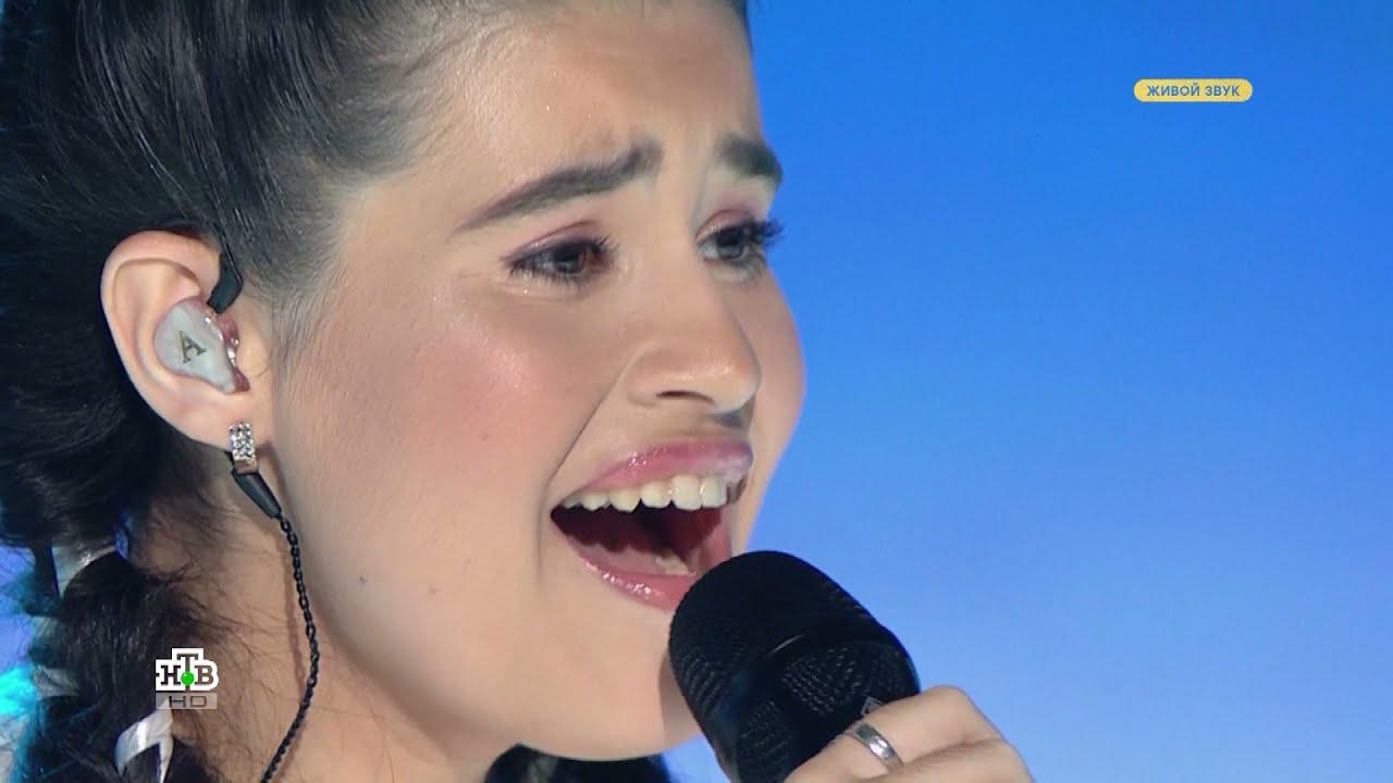 Диана Анкудинова - Ой да не вечер (Стерео) @ Шоумаскгоон, 3 тур (народный хит)