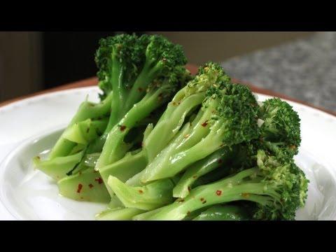 Broccoli Tree Salad (브로콜리 샐러드)