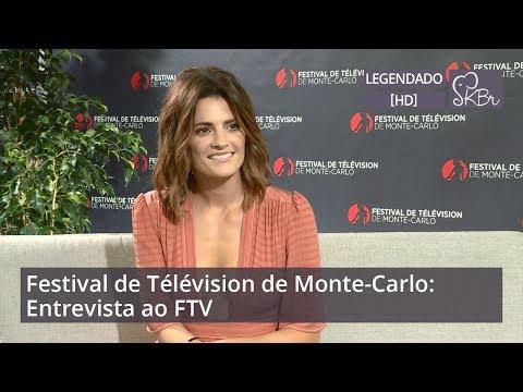 Stana Katic @ Monte Carlo TV Festival: Interview (legendada) [HD]