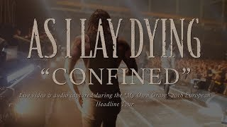 As I Lay Dying Confined Live in Europe 2018.mp3