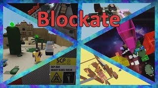 Roblox - Blockate Hub | Even More Amazing Suggested Places!