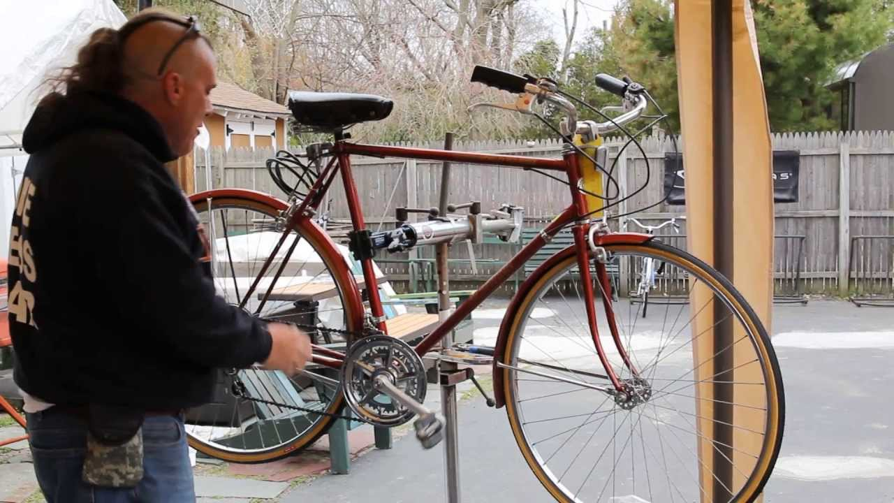 Schwinn World Tourist Vintage Bike Check Bikemanforu Youtube