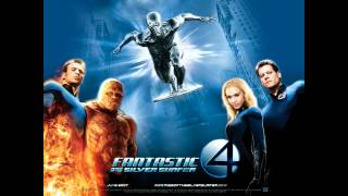 Fantastic Four Rise Of The Silver Surfer - Silver Surfer (Suite)