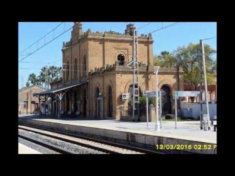 RENFE ESTACIÓN DE LA PALMA DEL CONDADO HUELVA 13-03-