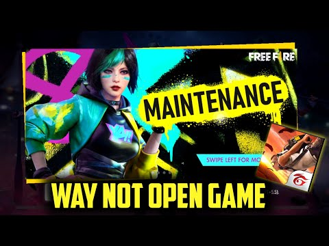 Maintenance Break Free Fire Server Under Maintenance Why Not Open Free Fire Today?